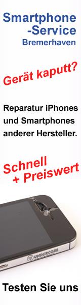 Smartphone Reparatur Skyscraper Bremerhaven