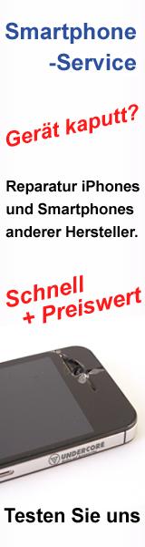 Smartphone Reparatur Skyscraper