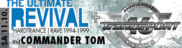 The Ultimate Revival 1994-1999 mit Commander Tom