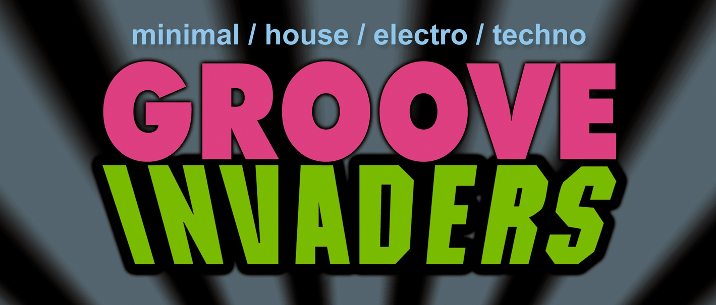 Groove Invaders - Contentbanner
