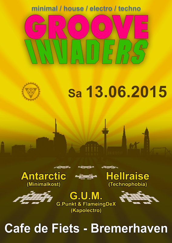 Groove Invaders - 20150613