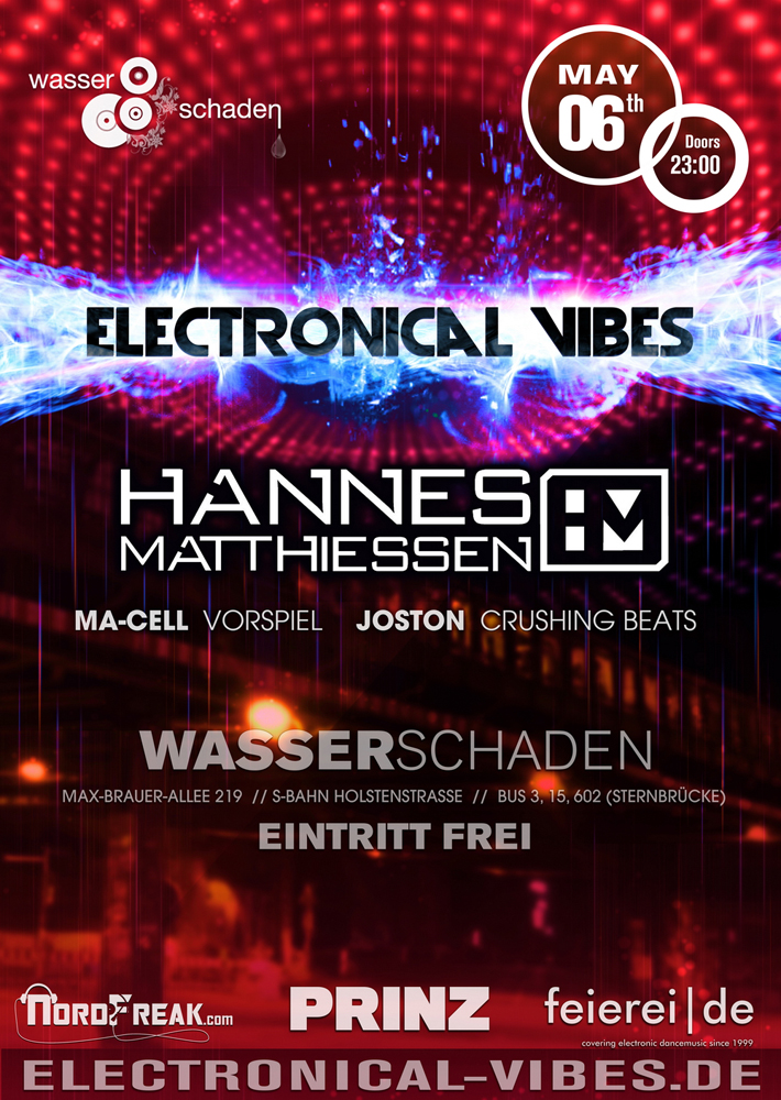 electronical vibes pres. Hannes Matthiessen