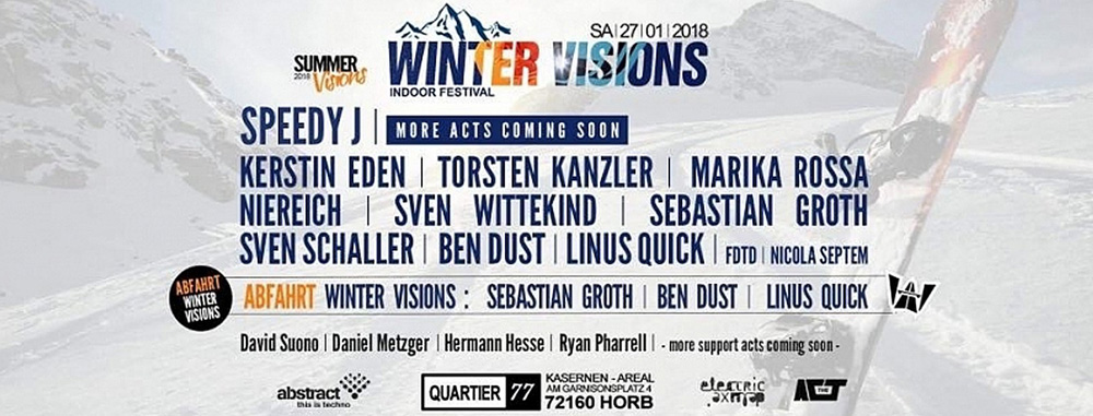 Winter Visions 2018
