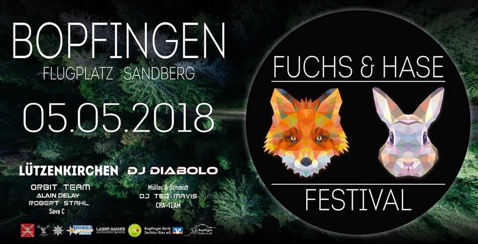 Fuchs & Hase Festival 2018