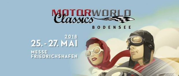 Motorworld Classics Bodensee 25.-27.05.2018