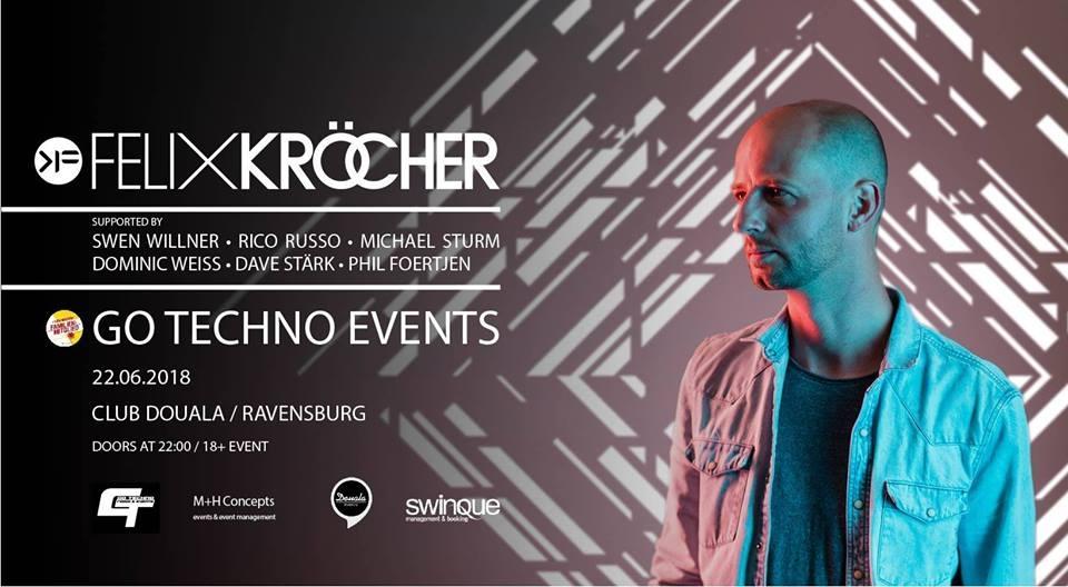 Go Techno mit Felix Kröcher