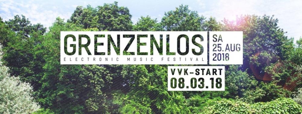 Grenzenlos Electronic Music Festival 2018