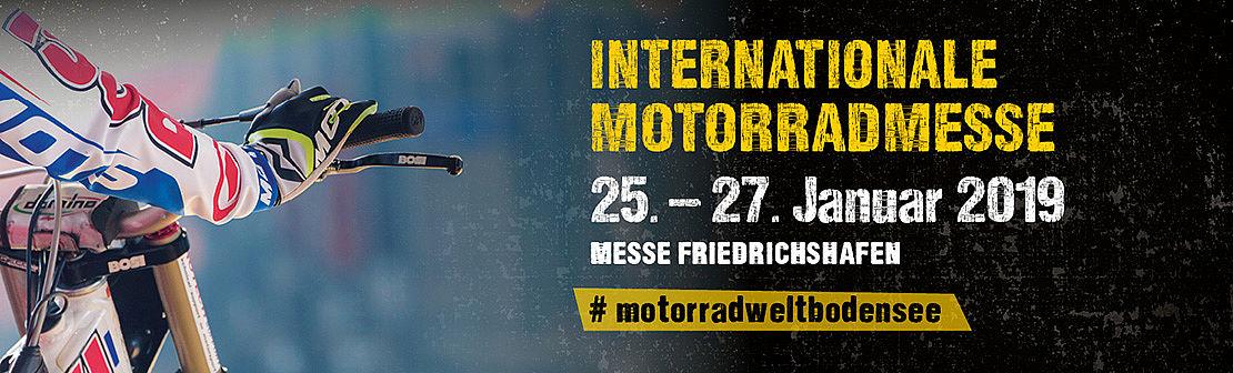 MOTORRADWELT BODENSEE 1 Messe Friedrichshafen