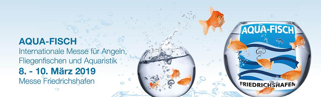 Aqua-Fisch - Messe Friedrichshafen