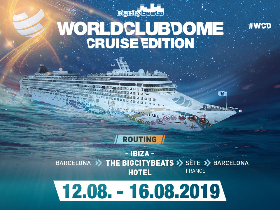 Worldclubdome - Cruise Edition