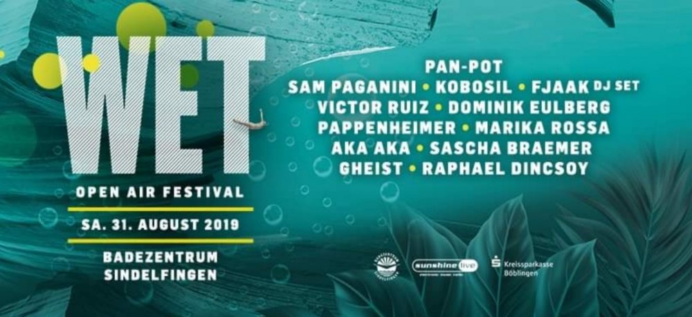 WET OPEN AIR FESTIVAL 2019