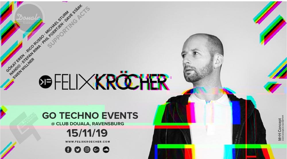 Go Techno - Felix Kröcher