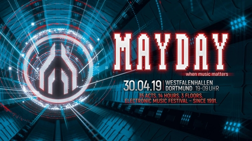 Mayday 2019 Line Up